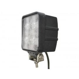 LED Arbejdslampe 42W rund