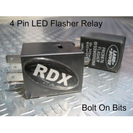 RDX-LED blink relæ