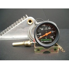 MECHANICAL OIL TEMP GAUGE