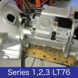 Gearbox Series LT76