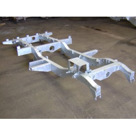 Land Rover Serie chassis ekstra