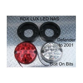 RDX Defender Fog & Revers  LED lamp