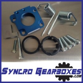 Syncro Gear Slickshift