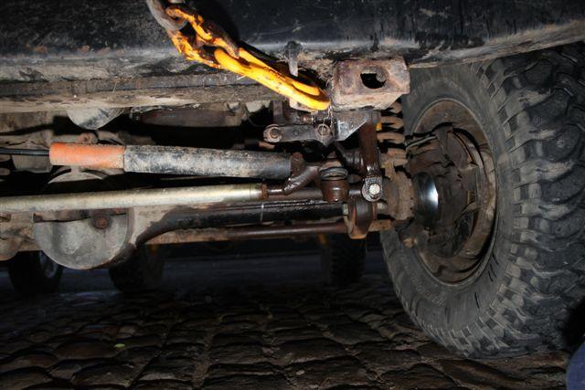 bilhjul bolte skifte